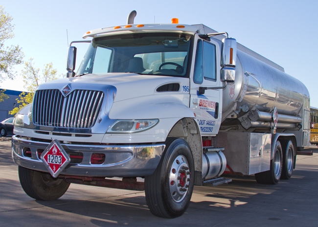 Brewer Oil - fuel delivery new mexico
