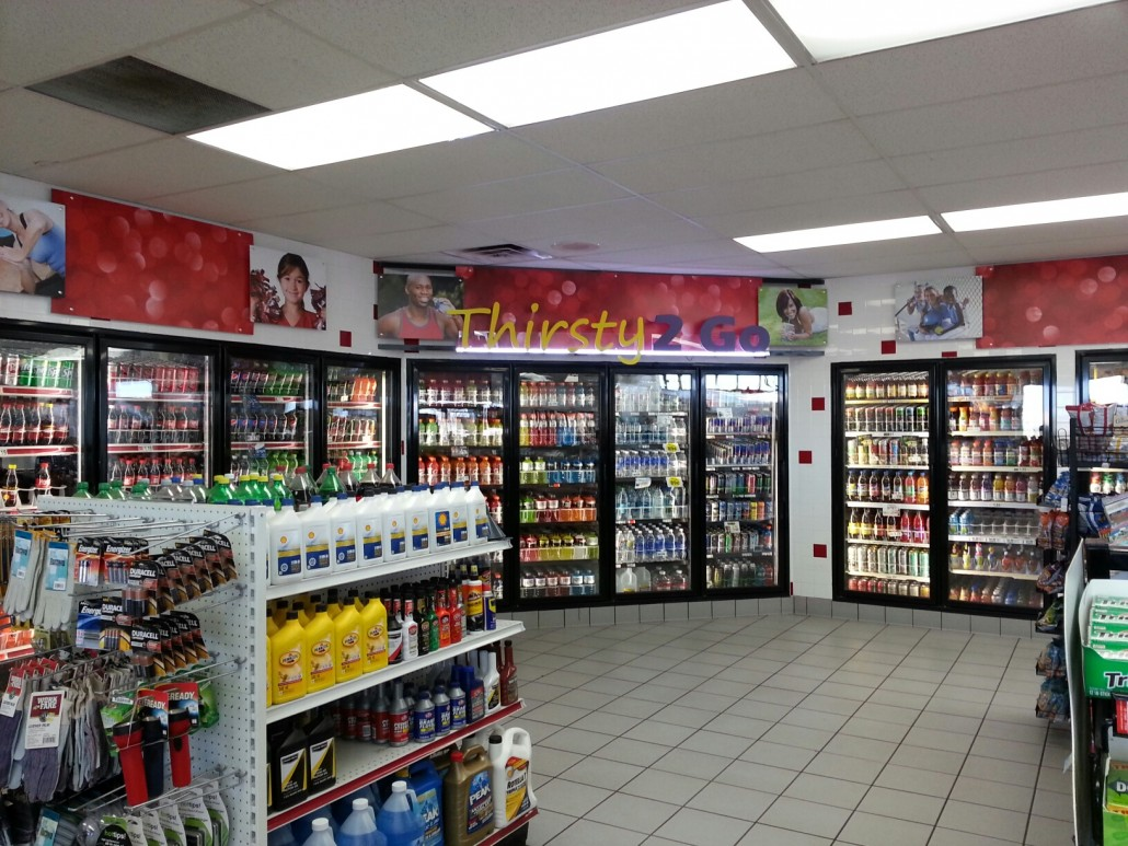 Convenience store interior images for Convenience store exterior design
