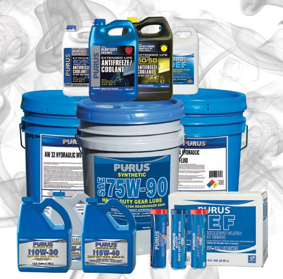 Lubricants - Brewer Oil Company - Commercial - Fleet Fueling