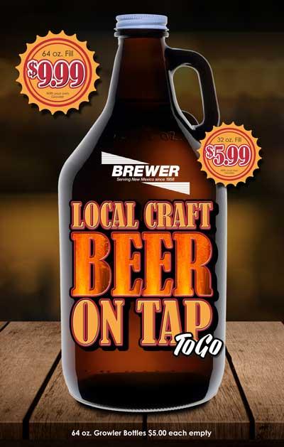 craft beer to go
